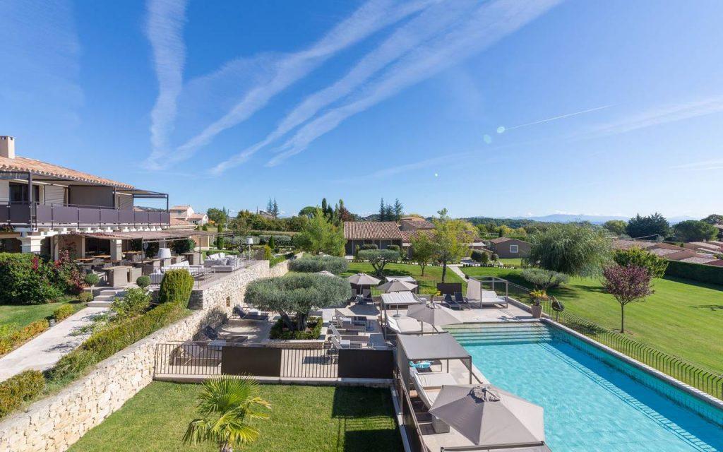 Luxus Hotel in der Provence