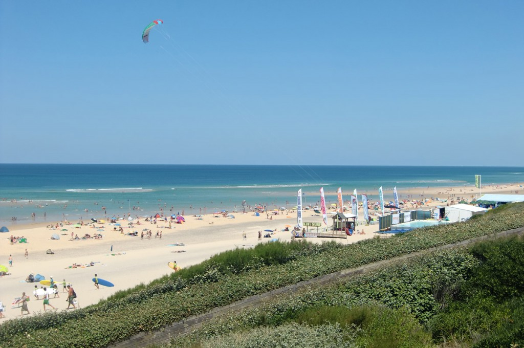 Atlantikküste Strand