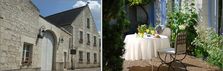 Private Unterkunft Chinon Loiretal