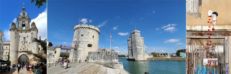 Rundreise Atlantikküste La Rochelle