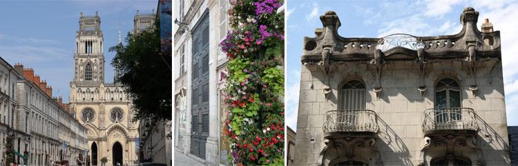 Reise Loiretal Orléans