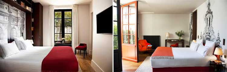 Luxus Hotel in der Nähe von Chambord