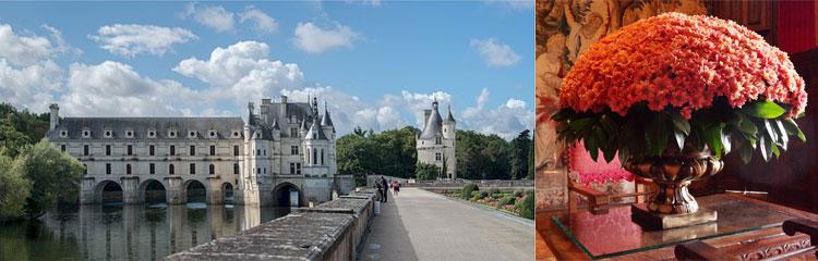 Schlösser der Loire Chenonceau