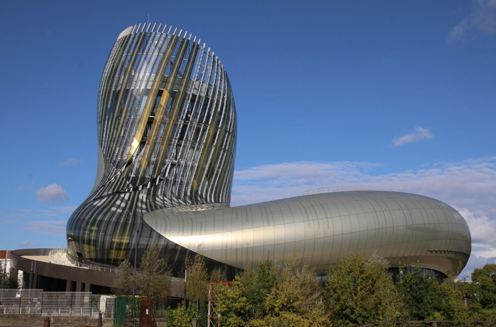 Das Weinmuseum in Bordeaux